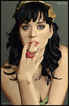 Katy Perry- Vector by hanashing