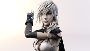 3DS Max - Midnight Lightning by SilverMoonCrystal