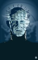 Pinhead Number 1 by SarshelYam