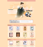 Justin Bieber Coppermine Gallery Theme by unbrokengraphics
