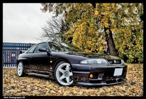Nissan Skyline GTR 33.1 by St-Ink