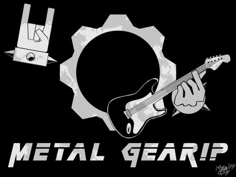 Metal Gear by CyberMoonStudios