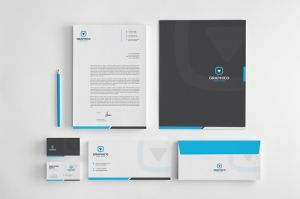Corporate Stationery vol.1 by nazdrag