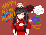Happy (Belated) Chinese New Year or whatever by SmilingChipmunkery