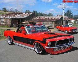 '67 Mustang for VT by Hemi-427