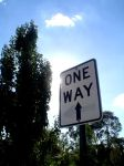One Way... by aaamo