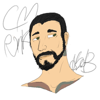 CM Punk by PonyRave