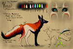 Kalani Reference Sheet by MischievousRaven