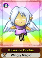 Kakurine Cookie by Bob-Raigen