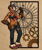 Native Steampunk by 2becontinued-3
