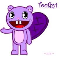Best Toothy Pic I Ever Made by AnnieTheBeaver