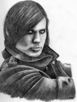 Jared Leto by 1drawingGirl