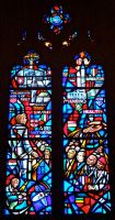 National Cathedral Stained Glass 7 by 44NATHAN