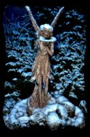 Snow Fairy HDR by FairieGoodMother