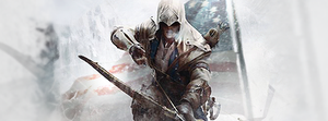 65. Assassin's Creed III by sfegraphics