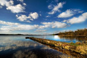 Lower Lough Erne by mole2k