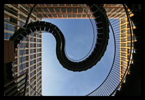 absurd staircase by icarus-ica