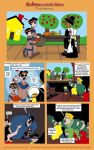 Thanksgiving Page One by The-BlackCat
