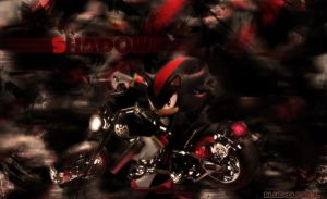 Shadow The Hedgehog by BlueWolfSoul