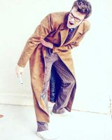 I don't want to go (Tenth Doctor Cosplay) by thatOneReallyTallGuy