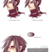 hair drawing tutorial by Abuze