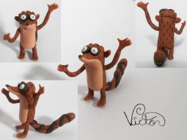 Rigby by VictorCustomizer