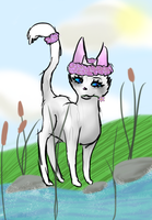 Flowercrowns and Cattails by marleymahdog