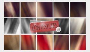24 Light Drops Icon Textures - TLR by TheLostResources