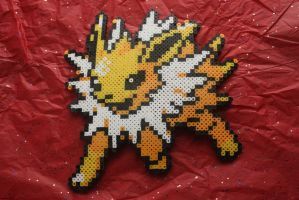 #135 Jolteon by Puppylover5