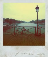 Pont des Arts by leonard-ART
