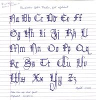 Blackletter Practice 3 by elhalfling