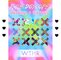 Kaleidoscope | PATTERNS AND TEXTURES | by WhatTheHellResources