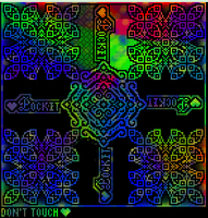 Iscribble (pocket artist's) by Almost-Nameless