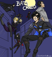 Bats Creed by Spartichi