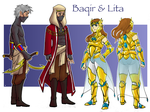 ::FTOCT:: Personal Reference - Baqir and Lita by Spirogs