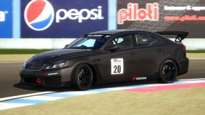 2007 Lexus IS F RM (Gran Turismo 5) by Vertualissimo