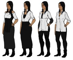 Diana Allers - clothes by rabbitzoro