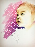 my daughter portrait by young920