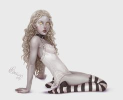 Ivy Rose by cryptfever