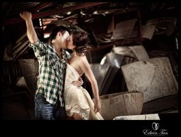 trash the dress one by edwintcg