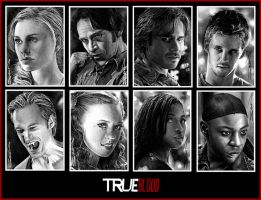 True Blood Wallpaper by RandySiplon