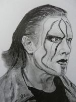 TNA Sting by VinceArt