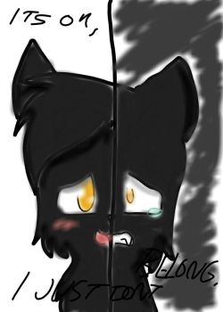 Half-Heartedly #1: Ravenpaw by Redfeathercat