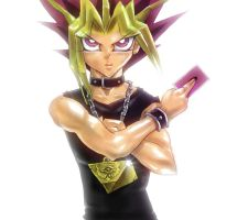 Duel King called Yugi Muto by Inakunaru-Yagi