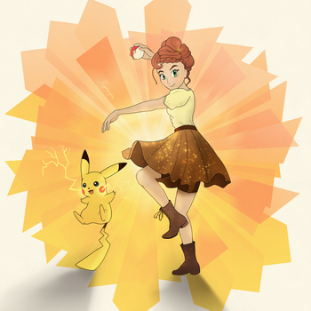 Trainer: Pennylope by A-Hippocampus