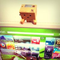 Curious Danbo by Antare5