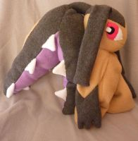 Mawile Plush by Plush-Lore