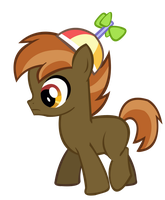 Button Mash Walking Vector by KyoshiTheBrony