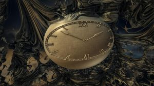 Time is a trick of the mind by SteveAbell