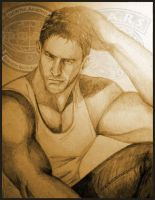 Chris Redfield by blaueswolfsblut